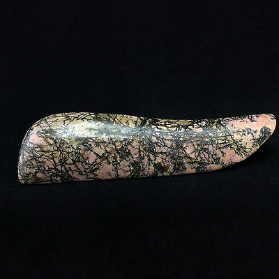 Rhodonite Massage Wand 170643 Stone of Compassion Metaphysical Healing