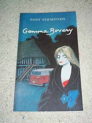 Gemma Bovery By Posy Simmonds Graphic Novel PB, 106 Pages, Combine Postage