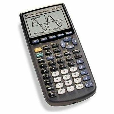 Texas Instruments TI-83 Plus 10 Pack Graphing Calculator