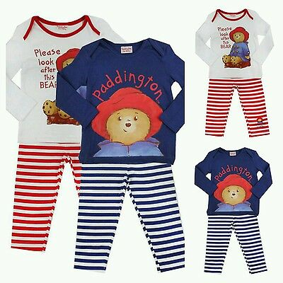 Baby Boys Pyjamas Girls PJs Cotton Nightwear Age 3 6 9 12 18 24 Months 2 3 Years