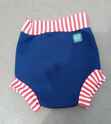 Splash about baby boys happy nappy size XLarge 12-24 months New