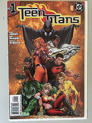 Teen Titans 2003 3rd Series #1B 1 NM Near Mint DC Comics Michael Turner Variant