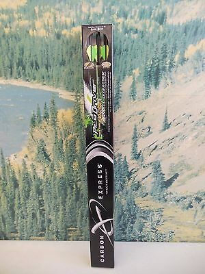 Carbon Express Piledriver Pass Thru Extreme 250 6 Pack ~ G & Y Vanes ~ Free Ship