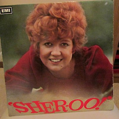 "1968 Original Cilla Black ""sheroo"" Lp"