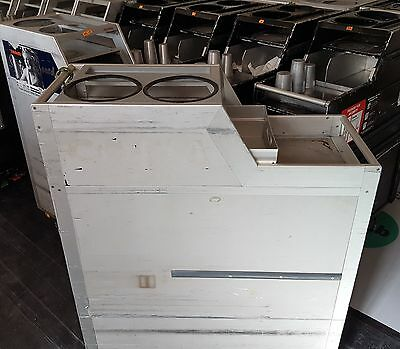Airline Trolley Catering Original Driessen Full Cart