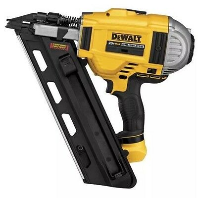DEWALT DCN692B 20V MAX* XR Brushless 2-Speed Framing Nailer, Bare Tool