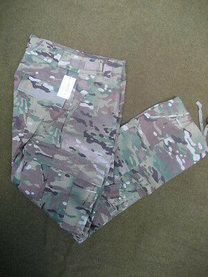 Army Combat Pant, Multicam, Small Regular, Pockets For Knee Pads, NWT
