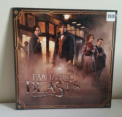 Fantastic Beasts And Where To Find Them-A 16 Month 2017 Calendar