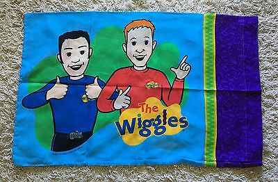 The Wiggles Children's Reversible Bed Pillowcase 2003
