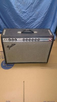 Fender Deluxe Reverb Amp Vintage Amplifier Super Nice Free Shipping