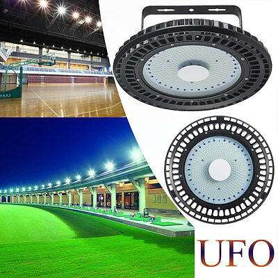 100W 150W 200W 250W UFO High Bay Lighting Bright High Bay Lamp Warehouse Light