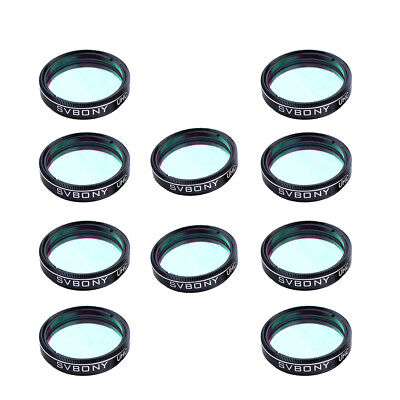 10pcs SVBONY Ultra High Contrast UHC Filter for Observations of Deep-Sky Object