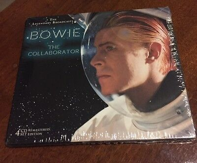 David Bowie -  The Collaborator  4 Cd