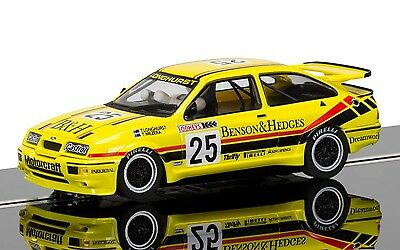 Scalextric Ford Sierra Rs500 Tony Longhurts No.25 Sx3868