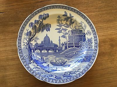 "The Spode Blue Room Collection ""ROME"" Dinner Plate"