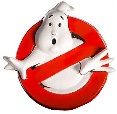Ghostbusters No Ghosts Wall Décor, Home Office Display Party Movie Room White