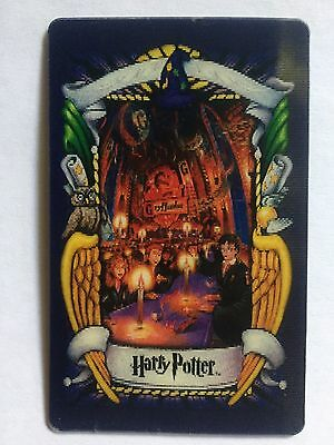 Harry Potter Chocolate Frog Card - The Great Hall