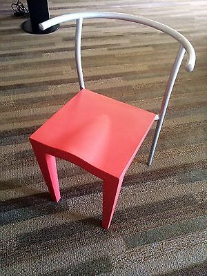 Awesome Rare Dr Glob Chair Very Good Condition  Philippe Starck Kartell Italy