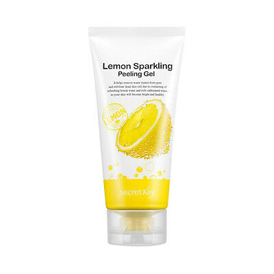 [Secret Key] Lemon Sparkling Peeling Gel - 120ml ROSEAU