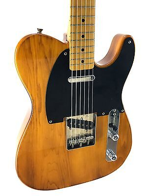 Fender Telecaster, '52, RARE Charcoal Burst, 1989, Collector!!!