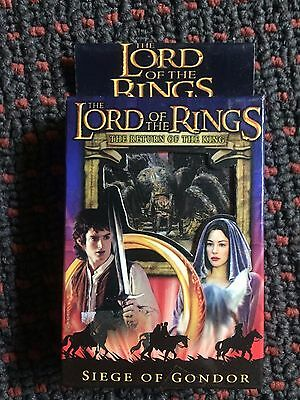 The Lord of the Rings - The Return of the King - Trading Cards
