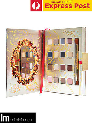 Lorac Pro Disney Beauty And The Beast Eye Shadow Collection Palette - Ltd Ed