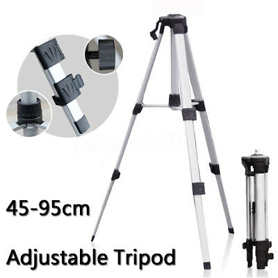 Adjustable Extension Tripod Stand For Laser Level Leveling Measure Aluminium