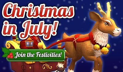 Christmas In July With Melbourne's Original Jolly Santa For Hire