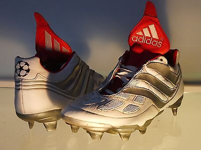 Ultra RARE Adidas Predator Mania PRECISION WHITE OUT UK10 US10.5 MAKE OFFER