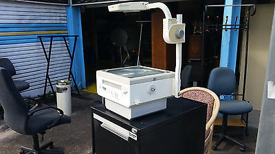 Gilkon Glx1*clean*working*overhead Projector*ex Government*transparency*+ Others