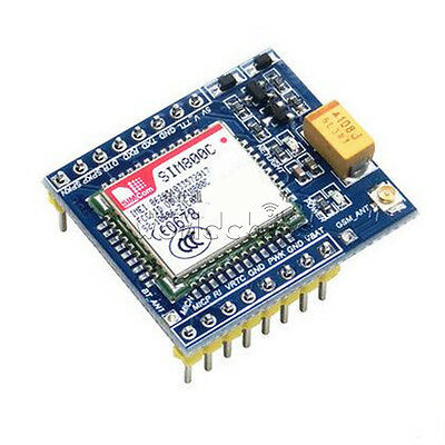 5V/3.3V SIM800C GSM GPRS Module TTL STM32 C51 with Bluetooth and TTS for Arduino