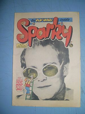 Sparky issue 547 dated July 12 1975