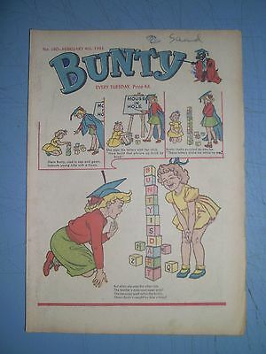 Bunty issue 160 dated February 4 1961