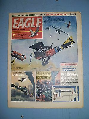 Eagle issue 6 dated February 5 1966