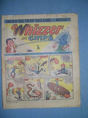 Whizzer and Chips issue dated July 9 1977