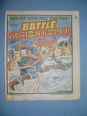Battle Action Force issue dated April 20 1985