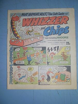 Whizzer and Chips issue dated May 18 1985