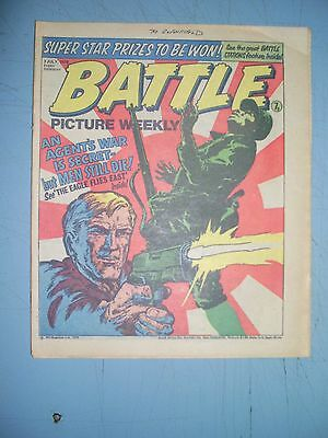 Battle Picture Weekly issue dated July 3 1976
