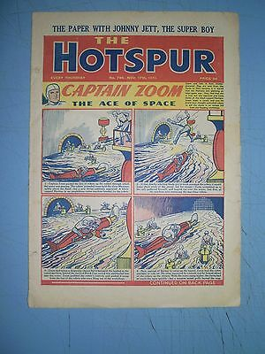 Hotspur issue 784 dated November 17 1951