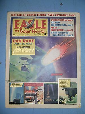 Eagle 1965 issue 1 dated January 2
