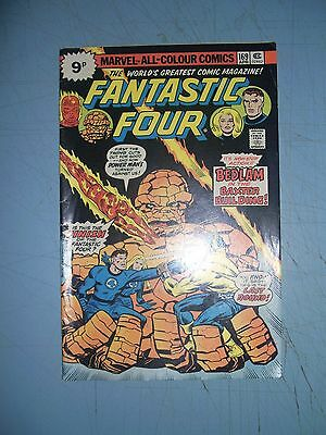 Fantastic Four issue 169 Marvel Comics 1976 bronze age