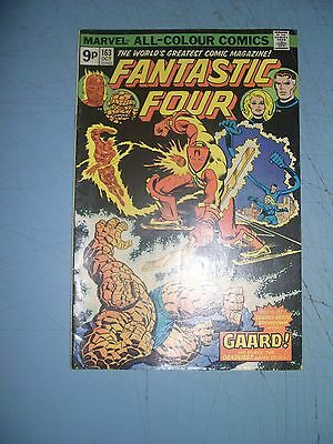 Fantastic Four issue 163 Marvel Comics 1975 bronze age