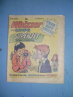 Whizzer and Chips issue dated March 8 1975