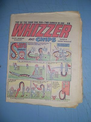 Whizzer and Chips issue dated May 8 1971