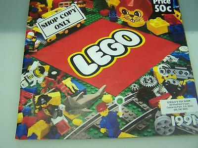 Lego catalogue brochure 1991 50 pages                                 1970