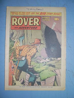 Rover issue dated August 3 1963