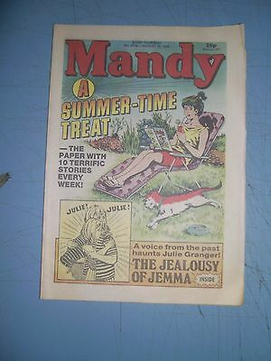 Mandy issue 1179 dated August 19 1989