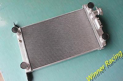 Aluminum Alloy Radiator Ford Street/hot Rod W/flathead V8 Manual 1937-1939 1938