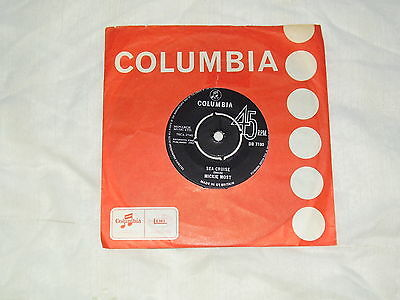 "Mickie Most - Sea Cruise -columbia records- 7"" Single-1963"
