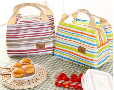 Portable Insulated Thermal Cooler Lunch Box Carry Storage Bag Case Picnic